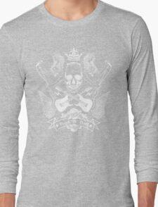 Rock Star (Skull) Long Sleeve T-Shirt
