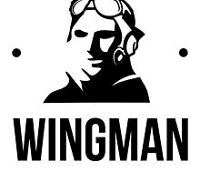 The Wingman by Kaplar