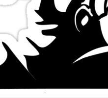 The Wingman Sticker