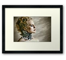 The Sustenance of Peace Framed Print