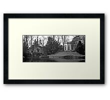 The Belvedere, Palace of Versailles, France Framed Print