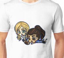 the vampire diaries CARTOON  Unisex T-Shirt