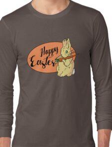 HOPPY easter Long Sleeve T-Shirt