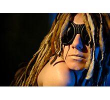 goggles Photographic Print