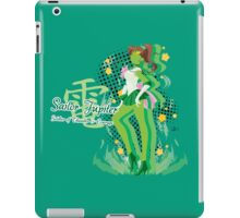 Soldier of Thunder & Courage iPad Case/Skin
