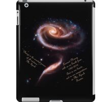 A Rose of Galaxies for Spock iPad Case/Skin