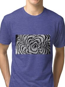 Vector swirl Tri-blend T-Shirt