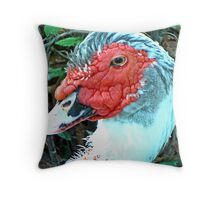 """Well my Husband thinks I'm Beautiful!!!"" Throw Pillow"