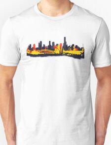 BUILDINGS OF AUSTRALIA T-Shirt