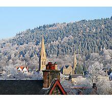 spires Photographic Print