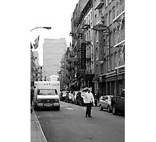 The fifties in 2008 Photographic Print