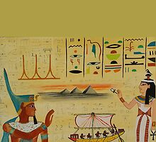 Ancient Egypt by PavithraRao