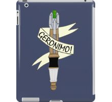 Sonic--Geronimo. iPad Case/Skin