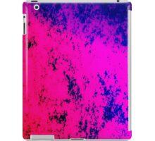 Pink Acid Wash iPad Case/Skin