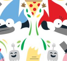 Regular Family Tree Sticker