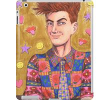 Meanwhile In The 80s iPad Case/Skin