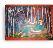 Dreamer- showing more of it's colour  Canvas Print