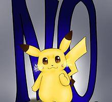 REBEL Pikachu by darkhaineko