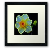 Incandescent Framed Print
