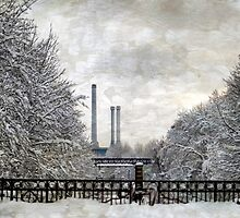 Industrial Winter by Kasia-D