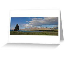 Lake Tekapo Greeting Card