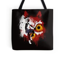 Mononoke Graffiti Tote Bag