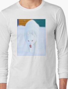 White As Snow Long Sleeve T-Shirt