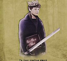 Henry Mills;  by istoleanimpala