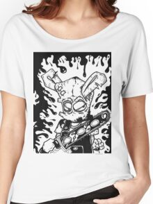 Chainsaw Bunny 4 Women's Relaxed Fit T-Shirt