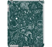 Flash Tattoo Print iPad Case/Skin