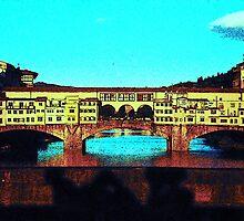 Ponte vecchio by gluca