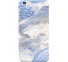 THE COOL BLUE OF THE WINTER(C2013) iPhone Case/Skin