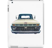 Vintage Ford Pickup Truck iPad Case/Skin