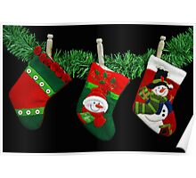 Empty Stockings Poster
