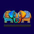 Littlest Elephant Love Links by © Karin (Cassidy) Taylor