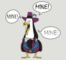 Mine! Mine! Mine! by 2cheekydisnerds