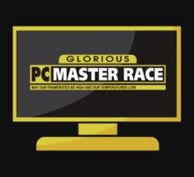 PC Master Race - Monitor Complex by Chance McMichael