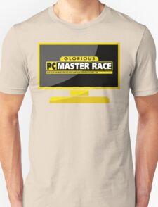 PC Master Race - Monitor Complex Unisex T-Shirt