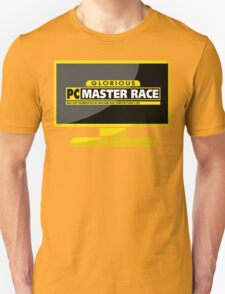 PC Master Race - Monitor Complex Unisex T-Shirt
