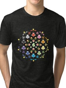 Yoshi Prism Tri-blend T-Shirt