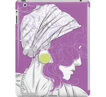Profile iPad Case/Skin