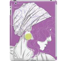 Profile iPad Case/Skin