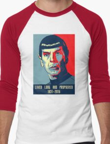Spock - Lived long and prospered T-Shirt
