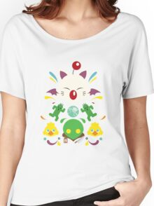 Fantasy Cuteness Women's Relaxed Fit T-Shirt