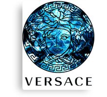 VERSACE-OCEAN Canvas Print