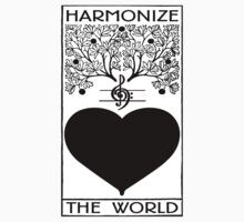 Harmonize The World Music & Heart by Zehda