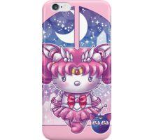 Hello Chibi Moon iPhone Case/Skin