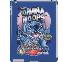 Ohana Hoops! iPad Case/Skin