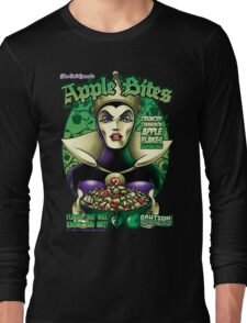 The Evil Queen's Apple Bites Long Sleeve T-Shirt