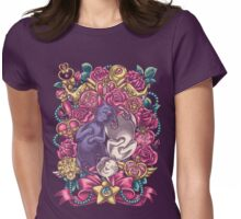 The Tao Of Meow Womens Fitted T-Shirt